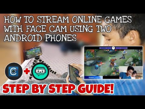 How to set-up StreamLabs and CamOn live streaming on android | CamOn live Freeze Fix