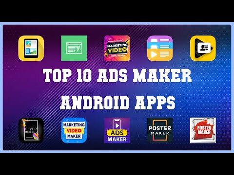 Top 10 Ads Maker Android App   Review
