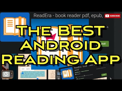 The Best Android Reading App | ReadEra