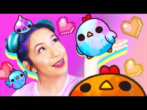 Collect Cute Chichens! - Chichens App Game