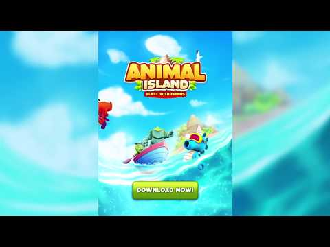 video review of Animal Island