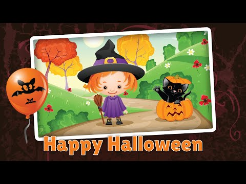 video review of Halloween Puzzle for kids & toddlers 🎃
