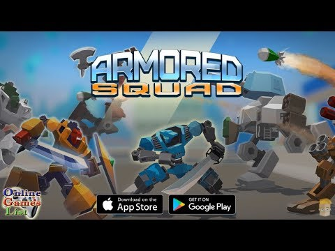 Armored Squad (ANDROID/iOS) Gameplay HD