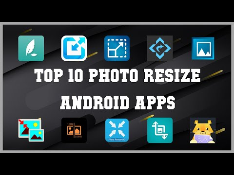 Top 10 Photo Resize Android App | Review