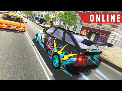 Real Cars Online Racing - Android Gameplay FHD