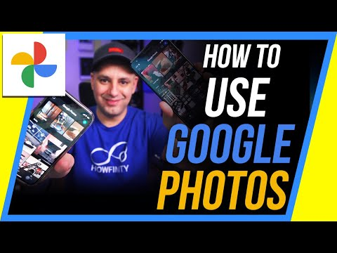 How to Use Google Photos - 2021 Beginner's Guide