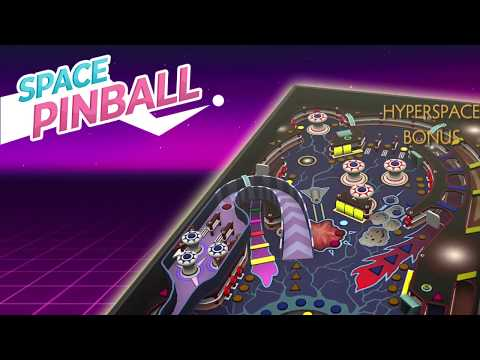 video review of Space Pinball
