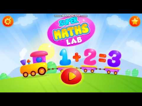 super math lab game for kids Android gameplay - Fun with maths