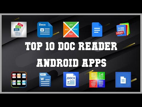 Top 10 DOC Reader Android App | Review