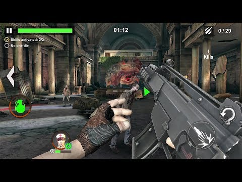 Dead Warfare: Zombie Android Gameplay #DroidCheatGaming