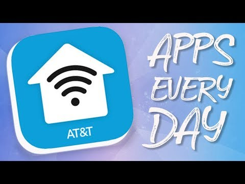 AT&T Smart Home Manager | Apps Every Day #28