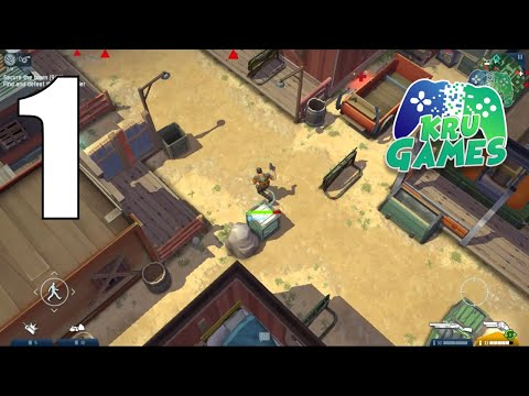 Space Marshals 2 Gameplay Walkthrough #1 (Android, IOS)