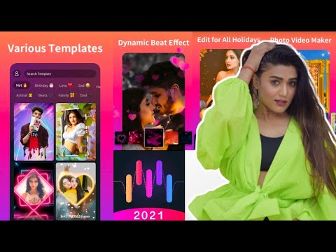 Snack Video Maker App with Song Mast | Snack Video Kaise Banaye | Photo Video Maker