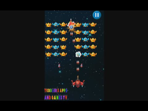 Space Attack: Chicken Shooter | Android Apps and Games | Adventure # 1