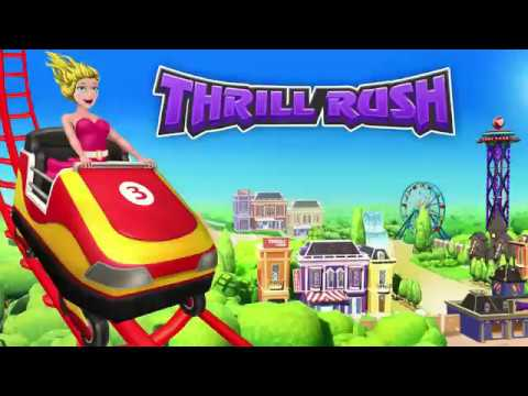 video review of Thrill Rush Theme Park