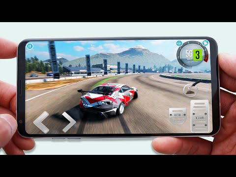 Top 12 Best DRIFT Games For iOS and Android So Far | Drift Car Racing Offline & Online Game