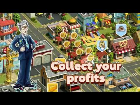 Eco City for Android and iOS