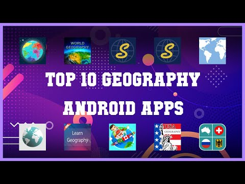 Top 10 Geography Android App   Review
