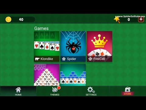 Quick look: SOLITAIRE COLLECTION by Solitaire Fun - free Android mobile game