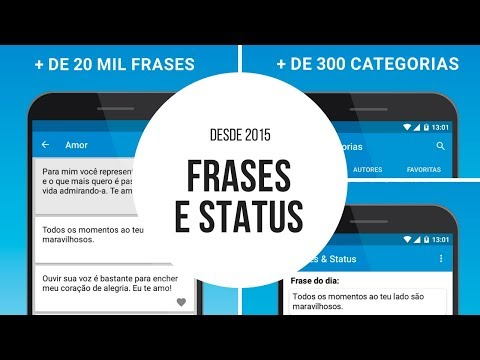 video review of Frases para Status