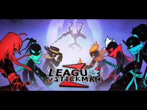 video review of League of Stickman 2-Online Fighting RPG
