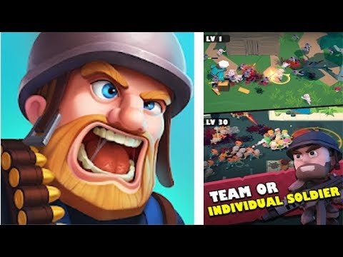 Dead Spreading Survival (by Potting Mob) - Android iOS Game Gameplay