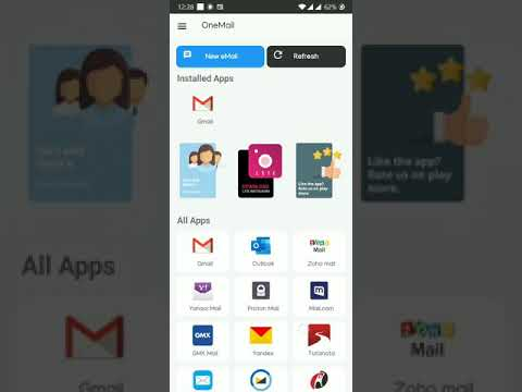 video review of Hotmail & Outlook Email App