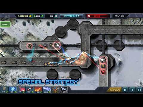 video review of Defense Legends 2