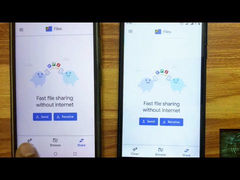 Best File Sharing app form google very secure and lite app for android