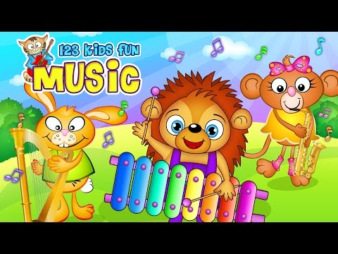 video review of 123 Kids Fun Music Games Free
