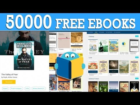 50000 Free eBooks & Free AudioBooks by Oodles Explainer Video 2019 ✅