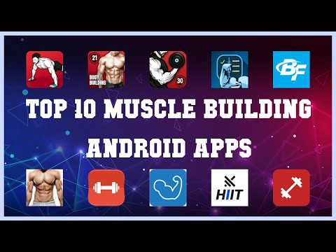 Top 10 Muscle Building Android App | Review