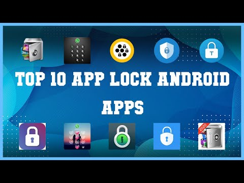 Top 10 App Lock Android App | Review