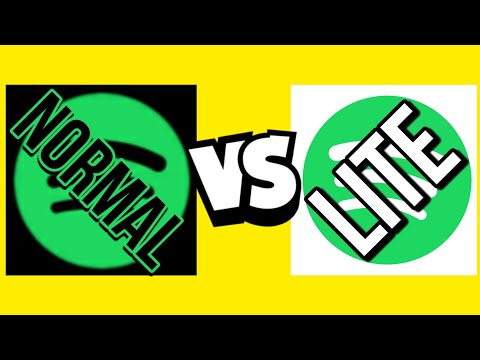 Spotify Normal vs Spotify Lite Difference with Sound Check- Why I use Lite to Listen to Music?🔥