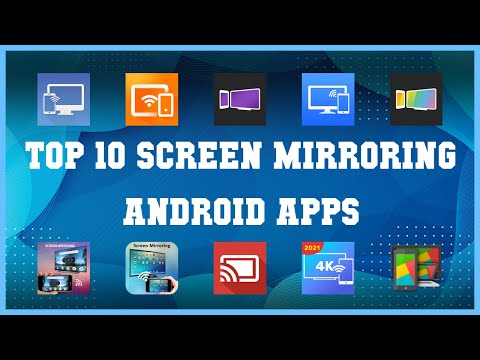 Top 10 Screen Mirroring Android App | Review
