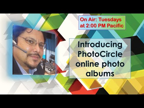Introducing PhotoCircle - private online photo albums