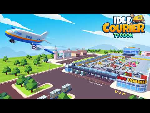 video review of Idle Courier Tycoon