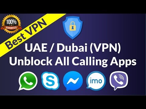 Gulf Best VPN for Calling What's App and Other Calling Apps
