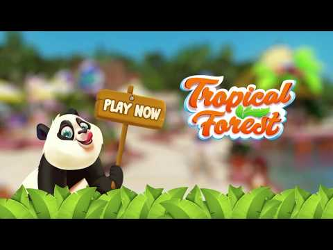 video review of Tropical Forest