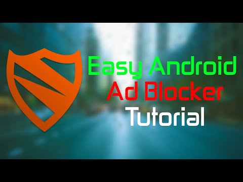 How to get a Ad Blocker on Android Tutorial - Quick and Easy (Blokada)