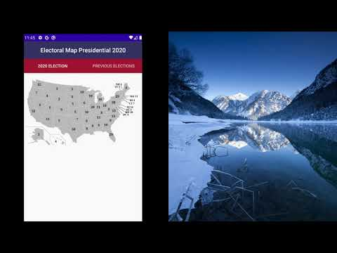 video review of 2020 Electoral Map, Presidential