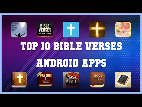 Top 10 Bible Verses Android App | Review