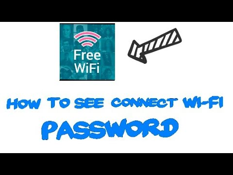 How to see connect wifi password without any keylogger || Unique Games And Apps LTD. ||