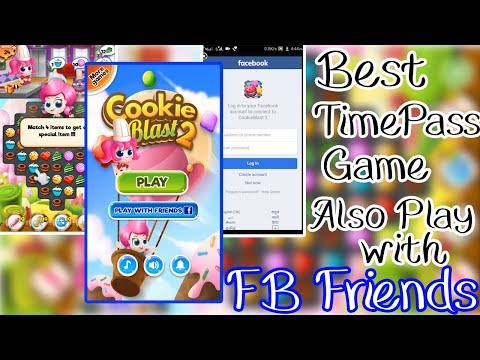 Best Alternative of CandyCrush-Cookie Blast 2 | Most Addictive Game of Decade Android ios June 2018