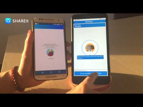 video review of SHAREit