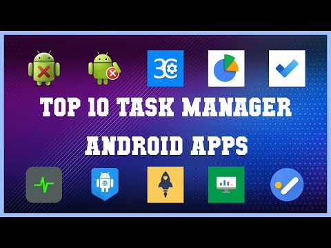 Top 10 Task Manager Android App | Review