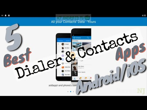 5 Best Dialer & Contacts Apps for Android/iOS!