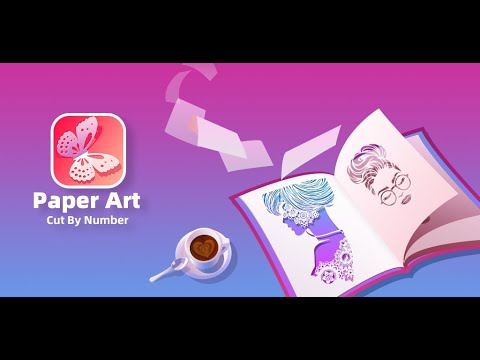 video review of Paper Art