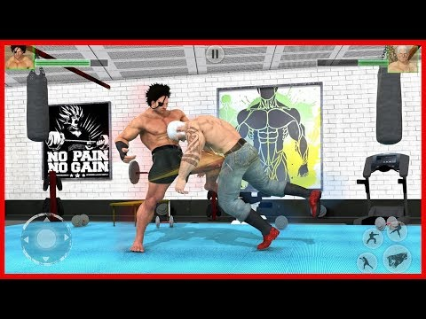 [Mobile] Bodybuilder Fighting Club 2019: Wrestling Games Android