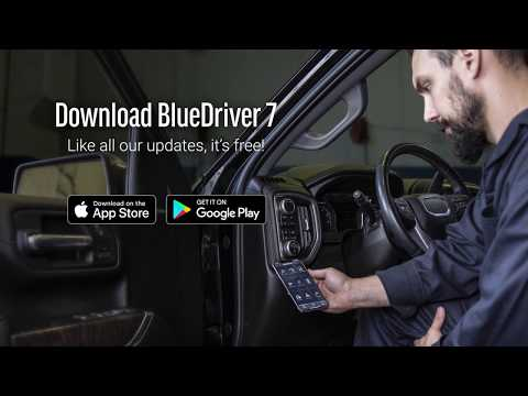 video review of BlueDriver OBD2 Scan Tool